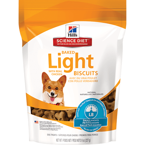 Hill Smd Science Dietmd Baked Light Biscuits With Real